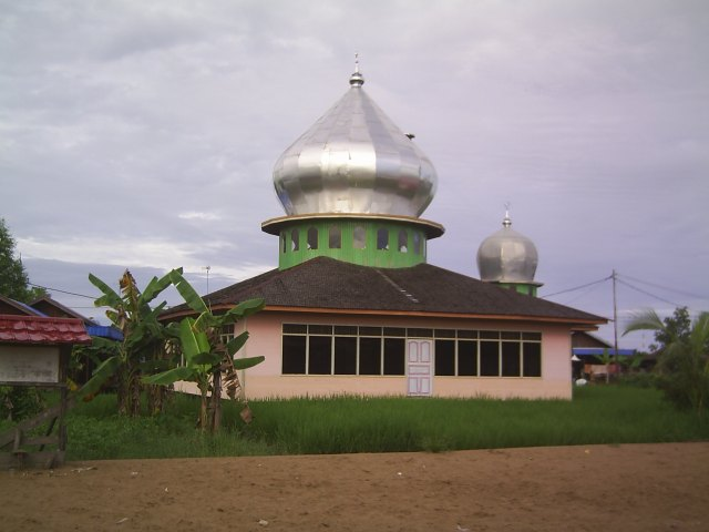 Masjid Jami' Al-Jihad Handil Rambai Tiga
