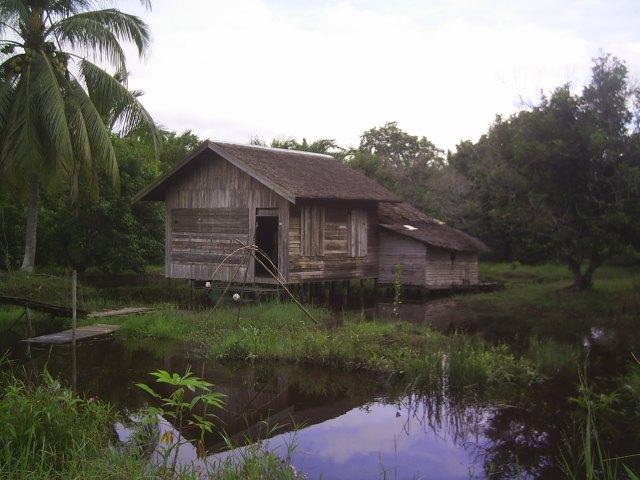 Rumah Diatas Air
