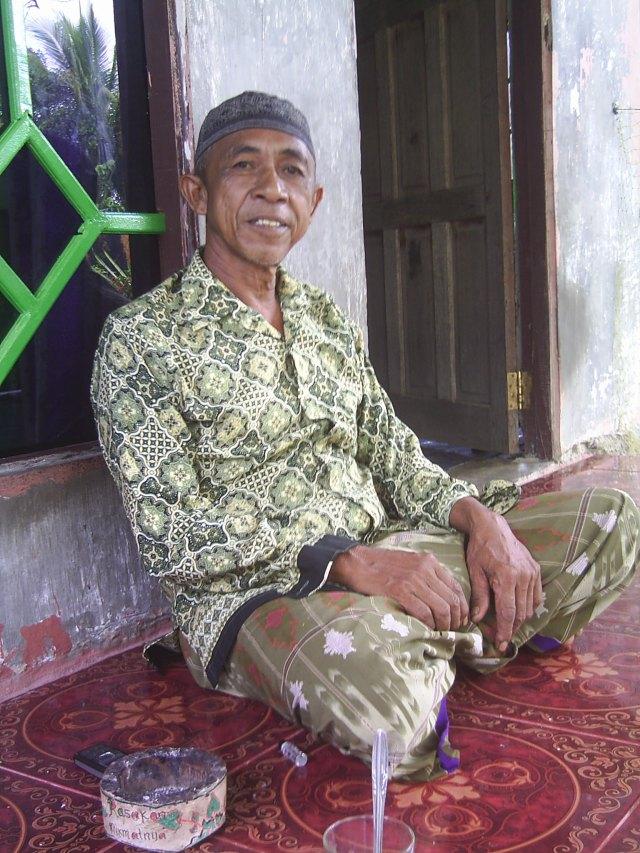 Muhammad Ali, Ketua RT II, Handil Jejangkit, Desa Teluk Palinget