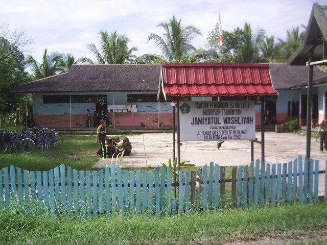 Madrasah Tsanawiyah Jamiyatul Washliyah