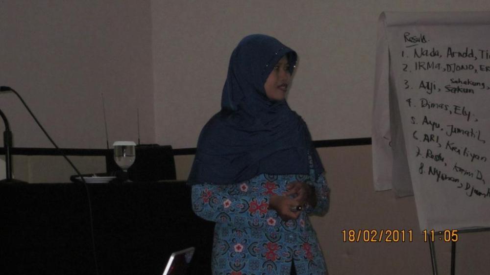 Analisa SWOT PMI Provinsi Kalimantan Tengah