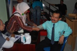 Pimpinan Bang Pembangunan Kalteng Cab. Kapuas