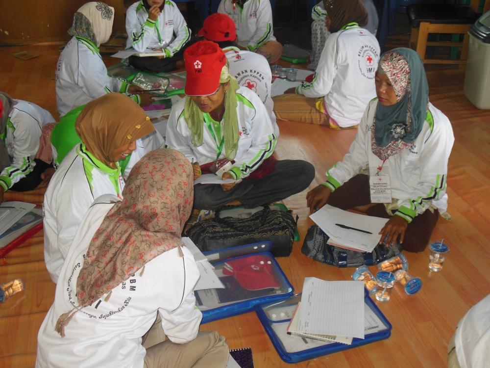 PELATIHAN KPPBM: POA (Planning Of Action) / RKTL (Rencana Kegiatan Tindak Lanjut) Di Desa Terusan Raya (3/6)