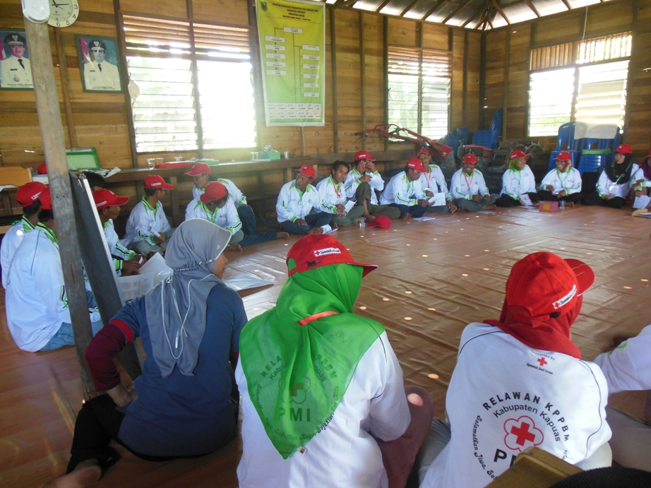 PELATIHAN KPPBM: POA (Planning Of Action) / RKTL (Rencana Kegiatan Tindak Lanjut) Di Desa Terusan Raya (5/6)