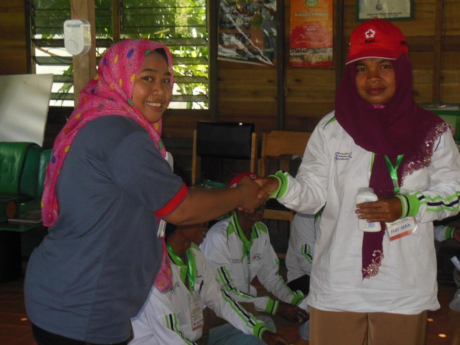 PELATIHAN KPPBM: POA (Planning Of Action) / RKTL (Rencana Kegiatan Tindak Lanjut) Di Desa Terusan Raya (6/6)