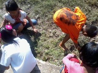 Kegiatan SEKOLAH SEHAT Di 3 Sekolah Desa Terusan Raya (2/6)
