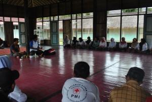 fasilitator dan relawan kelurahan pulau kupang