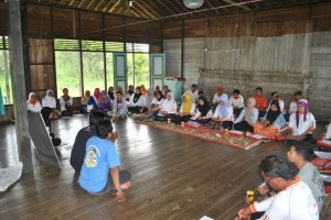 Pelatihan KPPBM dikelurahan Kupang