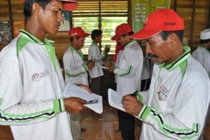 Games untuk Relawan Desa