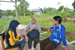 In-deph Komite Desa Oleh bapak Dr. Sumengen Sutomo