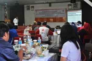 dr. Jum'atil Fa'jar (Kepala Markas PMI Kab.Kapuas)