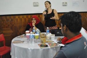 Diskusi pengembangan organisasi dan peningkatan kapasitas PMI