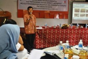 BapakAndi M. Noor (PMI Kabupaten Barito selatan)