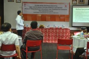 dr. Ahmad Haspiani (PMI Kab. Kapuas)
