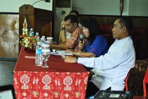Diskusi Pelayanan Sosial