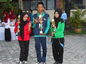 Juara 1,2 & 3