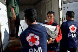 Bantuan beruoa Family KIT yang akan diberikan secara langsung kepada warga masyarakat palingkau yang terkena musibah kebakaran